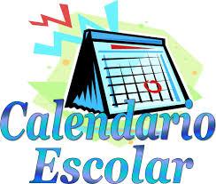 Resultado de imagen de dibujo calendario escolar